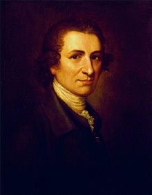 Thomas Paine by Matthew Pratt, From ImagesAttr